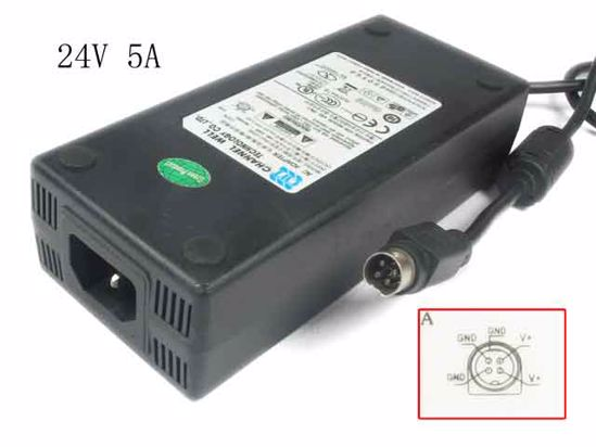 """PAC-120M 120W, """"New"""""""