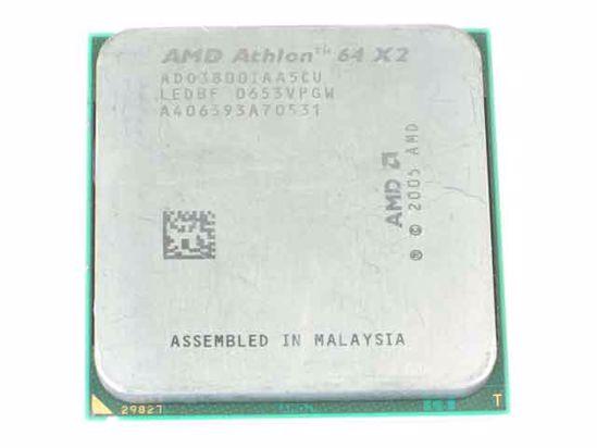 AD03800IAA5CU, 90nm, AM2, 35W