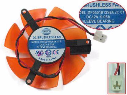 DF0501012SEE2C 01, Orange