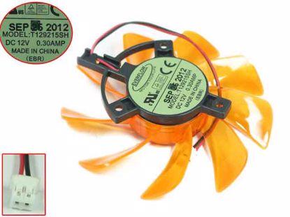 T129215SH, Orange