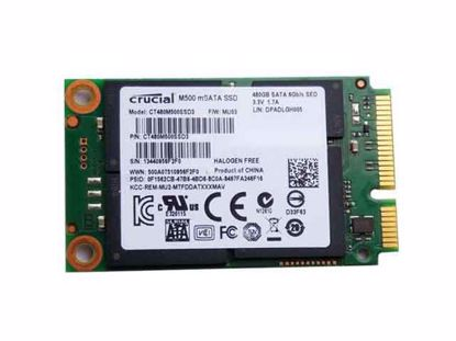CT480M500SSD3, 59x30x3.8mm, New