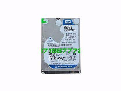 WD7500BPVT-75A1YT0