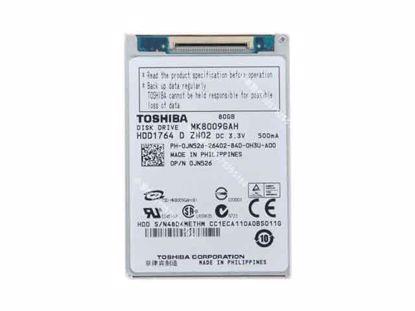 MK8009GAH, HDD1764, 0JN526