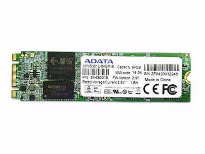 AXNS381E-64GM-B, 34430015, 22x80mm