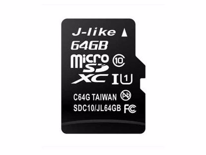 microSDXC64GB, SDC10/JL64GB