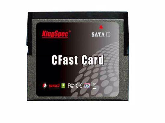 CFAST-I64GB, SATA II, KCF-SA.5-XXXMJ, 64G
