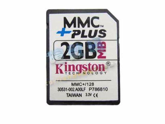 MMC2GB, 30531-002.A00LF, 2GB