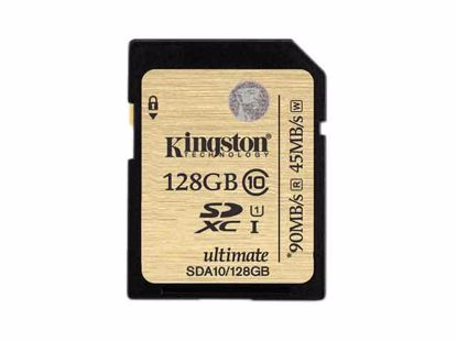 SDXC128GB, Ultimate, SDA10/128GB