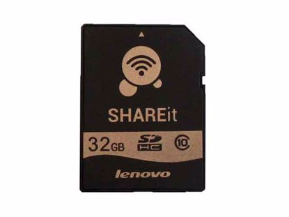 SDHC32GB, SHAREit, With Wifi & BlueTooth