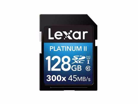 SDXC128GB, PLATINUM II