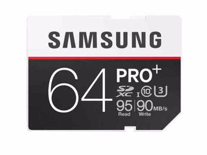 SDXC64GB, PRO+, MB-SD64D