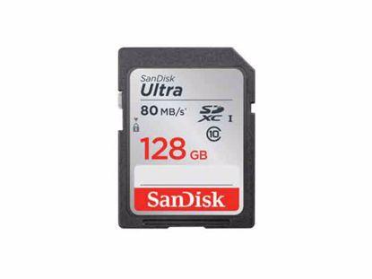 SDXC128GB, Ultra, SDSDUNC-128G-ZN6IN