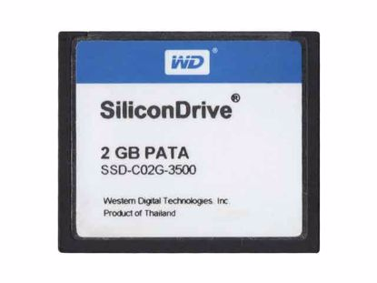 CF-I2GB, SSD-C02G-3500, PATA