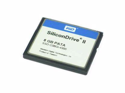 CF-I8GB, SSD-C08GI-4300, PATA