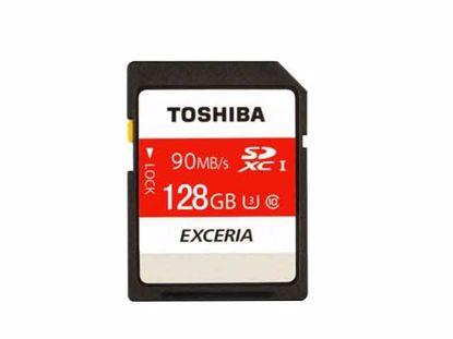 SDXC128GB, EXCERIA, THN-N302R1280C4