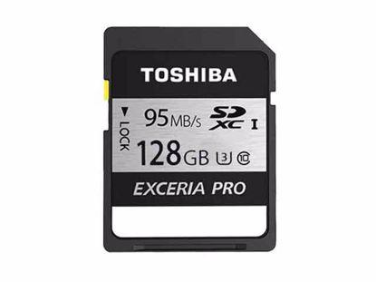 SDXC128GB, EXCERIA PRO, SD-H128GR7VW060A