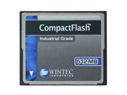 CF-I512MB, Industrial Grade, W7CF512M1XA-H20PD-001