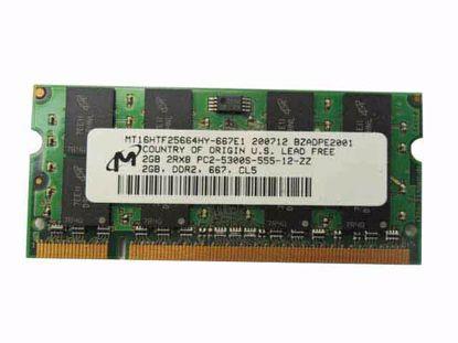MT16HTF25664HY-667E1