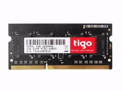 Picture of tigo Laptop Ram Laptop DDR3L-1600 4GB, DDR3L-1600, PC3L-12800S, , Laptop