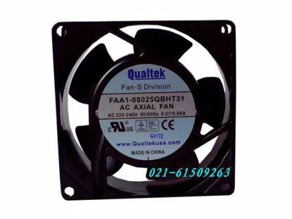 FAA1-08025QBHT31, Steel alloy frame