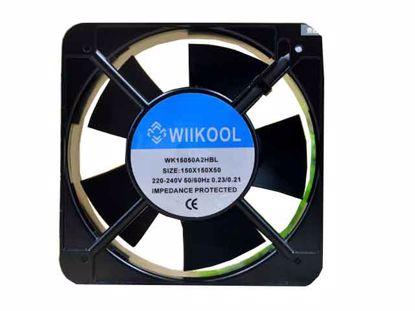 WK15050A2HBL, Steel alloy frame