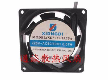XD8025HA25A, Steel alloy frame