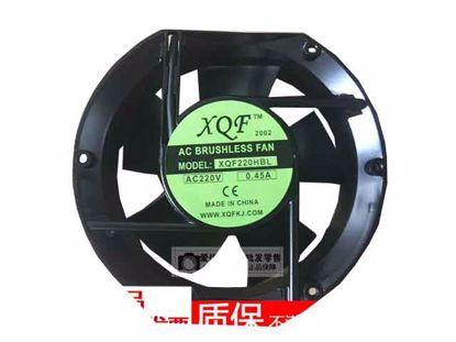 XQF220HBL, Steel alloy frame