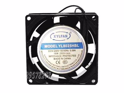 YL8025HBL, Steel alloy frame