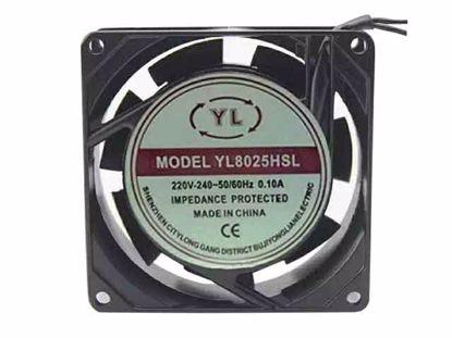 YL8025HSL, Steel alloy frame