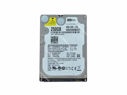 WD2500BUCT-63TWBY0