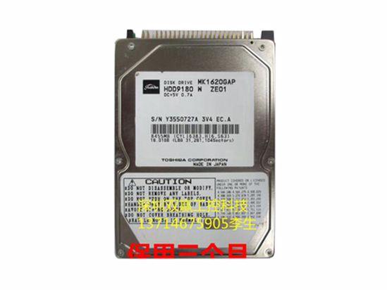 MK1620GAP, HDD9180