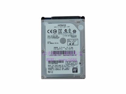 HTS727550A9E362, HDD:7K750-500, 0J27711