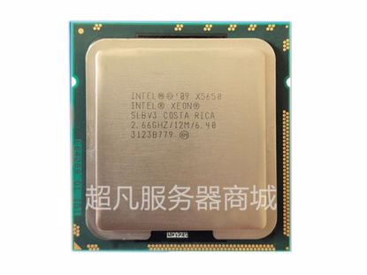 Picture of Intel X5650 CPU Desktop SLBV3