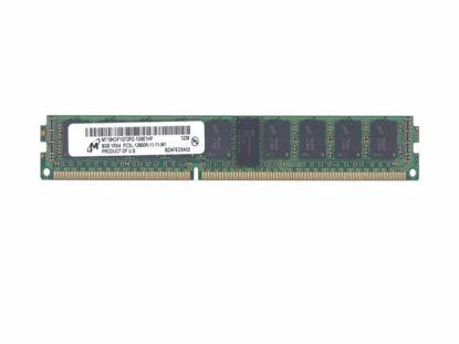 Picture of Micron MT18KDF1G72PZ-1G6E1HF Desktop DDR3-1333 MT18KDF1G72PZ-1G6E1HF, PC3L-12800R-11-11-M1