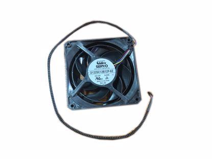 Picture of Nidec  D1225C12B7ZP-62  Server-Square Fan D1225C12B7ZP-62