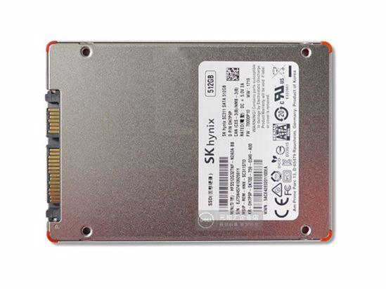 "Picture of Hynix HFS512G32TNF SSD 2.5"" SATA 300GB - 512GB HFS512G32TNF, 0H7P9P H7P9P"