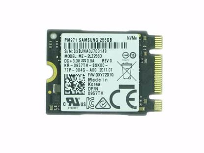 Picture of Samsung PM971 SSD M.2 NVMe 500G & Below PM971, MZ-2LZ256D, MZ2LZ256HMJP-00000,P/N:0957TH