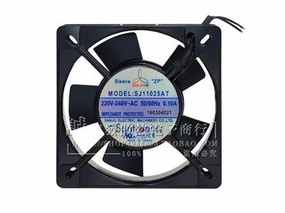 Picture of San Jun / Suntronic SJ11025AT Server-Square Fan SJ11025AT