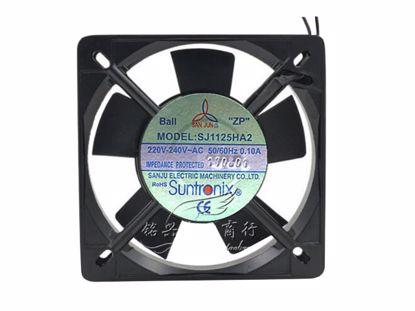 Picture of San Jun / Suntronic SJ1125HA2 Server-Square Fan SJ1125HA2