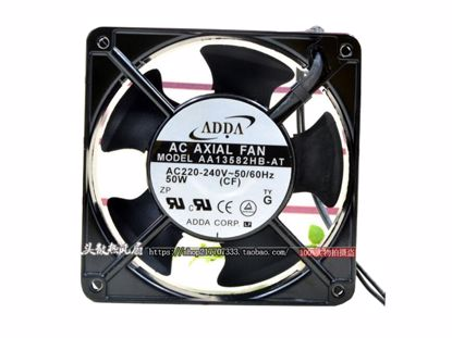 Picture of ADDA AA13582HB-AT Server-Square Fan AA13582HB-AT