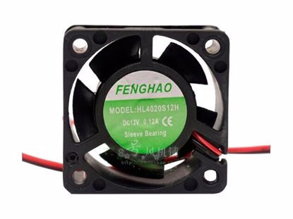 Picture of FENGHAO HL4020S12H Server-Square Fan HL4020S12H