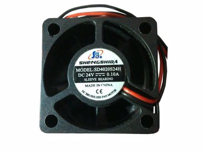 Picture of SHENGSHIDA SD4020S24H Server-Square Fan SD4020S24H