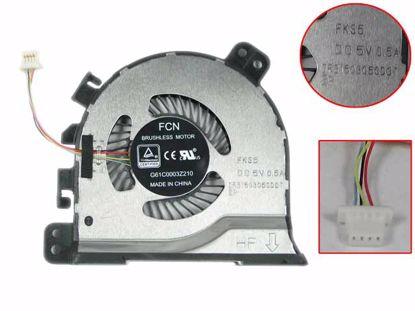 Picture of Toshiba  Tecra X40 series Cooling Fan DFS150305CDOT, FKS5, G61C0003Z210