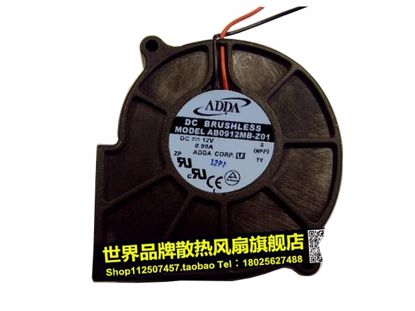 Picture of ADDA AB0912MB-Z01 Server-Blower Fan AB0912MB-Z01