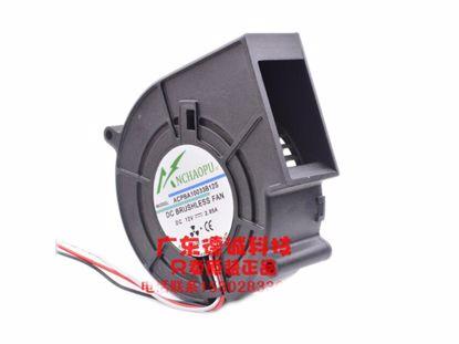 Picture of ANCHAOPU ACPBA10033B12U Server-Blower Fan ACPBA10033B12U