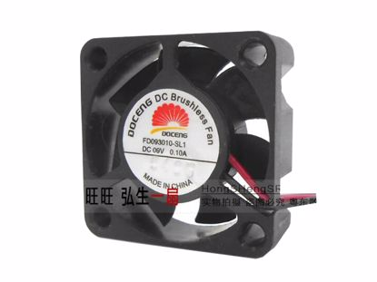 Picture of DOCENG FD093010-SL1 Server-Square Fan FD093010-SL1