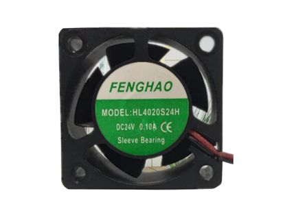 Picture of FENGHAO HL4020S24H Server-Square Fan HL4020S24H