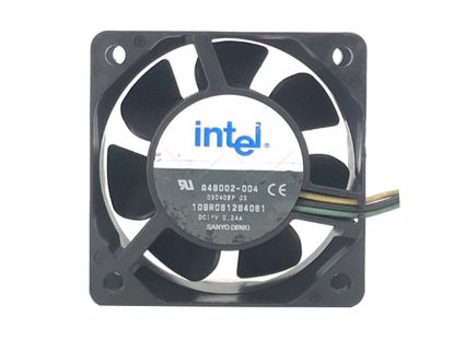 Picture of intel 109R0812B40B1 Server-Square Fan 109R0812B40B1