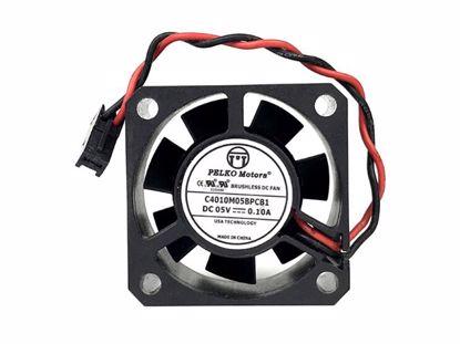 Picture of PELKO C4010M05BPCB1 Server-Square Fan C4010M05BPCB1