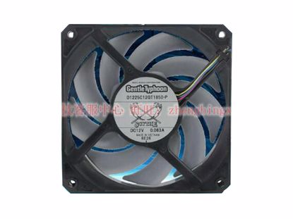Picture of SCYTEH D1225C12GT1850-P Server-Square Fan D1225C12GT1850-P